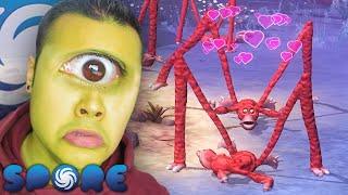 HOW ALIENS EVOLVED 👽 (Spore)