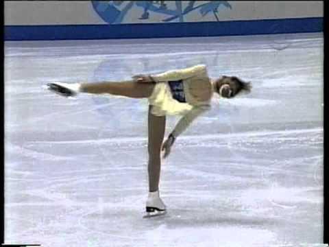 Tara Lipinski USA  1998 Nagano, Figure Skating, Ladies' Short Program