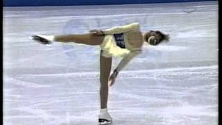 Tara Lipinski (USA) - 1998 Nagano, Figure Skating, Ladies' Short Program