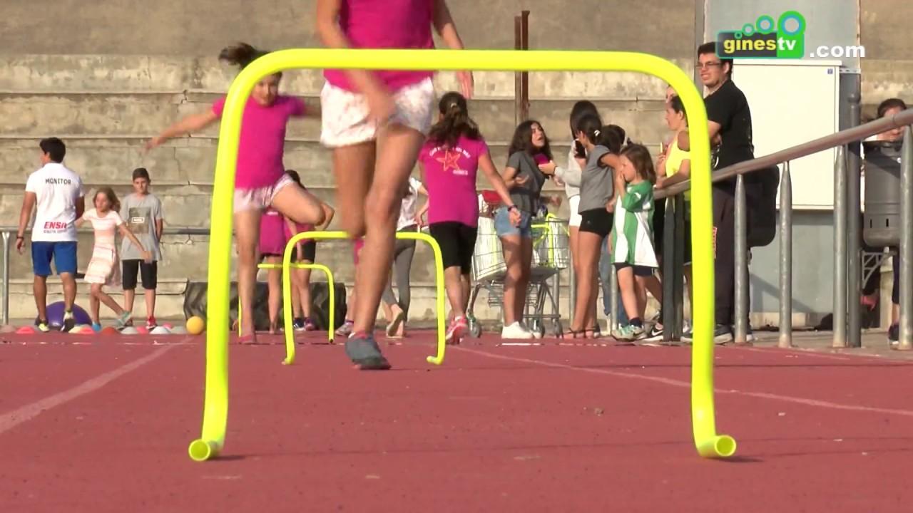 Gines celebra este miércoles la V Fiesta del Deporte, una cita abierta a toda la ciudadanía