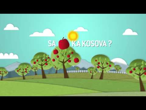 Agriculture Census of Kosovo (Down By The Fields) TVC