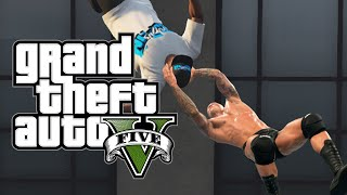 GTA 5 PC Skits: RKO Outta Nowhere, The Inner Force & More! (Funny Moments w/ Mods)