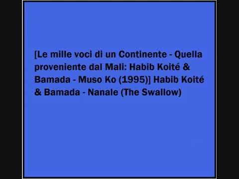 Habib Koité & Bamada - Nanale mp3