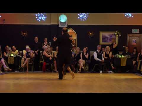 Nick Jones & Diana Cruz Tango Dance 2 Of 4, Llandudno 2017