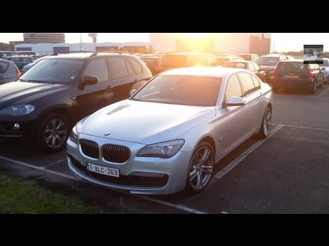 BMW 7 Series 750LI 2012 M Sport In Depth Review Exterior