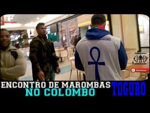 ENCONTRO DE MAROMBAS COM TOGURO NO COLOMBO TMJ