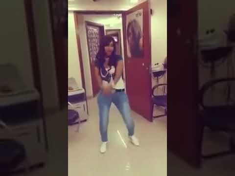 ethiopian beautiful girl dancing