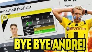 FIFA 17 KARRIEREMODUS BVB #01 EMRE MOR PUSHT SICH WEG MIT SCHÜRRLE?! FIFA 17 KARRIEREMODUS DEUTSCH