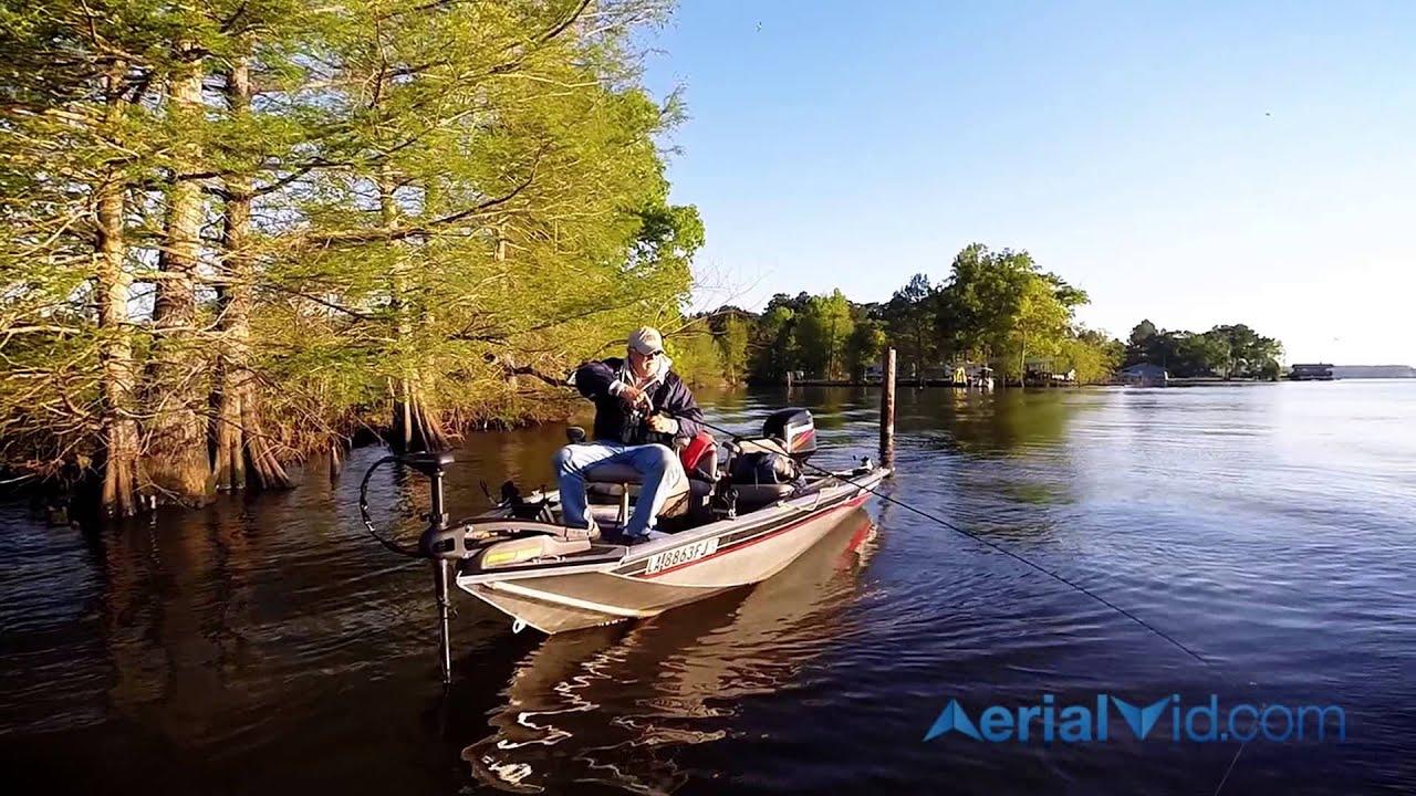 Lake d 39 arbonne fishing youtube for Lake d arbonne fishing report