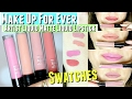 First Impressions MakeUp ForEver ARTIST LIQUID MATTE Liquid Lipstick Swatches