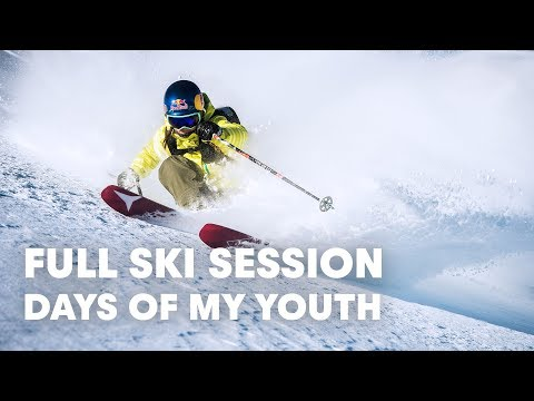 """Days of My Youth"" ski video at ActionSportsVideo.com"