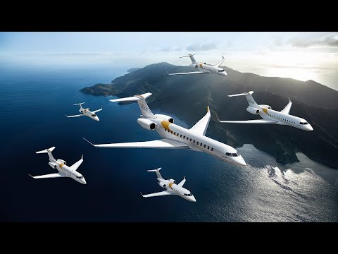 Bombardier World-class Aircraft and Services