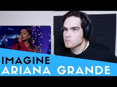Voice Teacher Reacts to Ariana Grande - Imagine