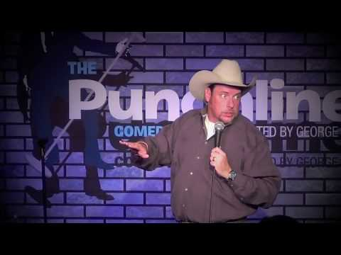 Home Depot is a Crack Dealer - Comedian Cowboy Bill Martin