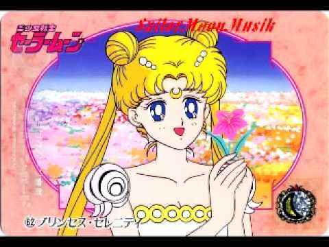 Sailor Moon - Asleep