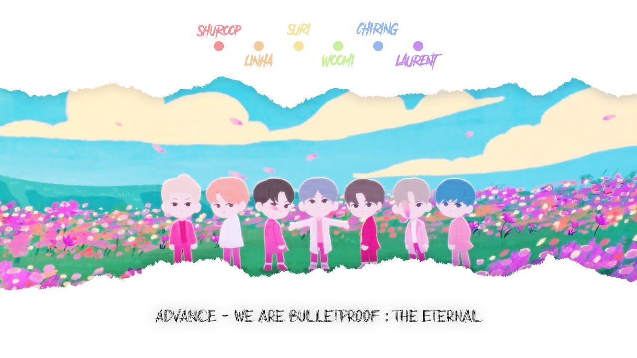 [방탄소년단 커버보컬팀 ADVANCE] 방탄소년단 (BTS) - We are Bulletproof : the Eternal COVER