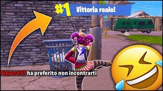 WHEN YOU're suicidal FOR NOT 😆😆😆 FIGHTARTI FORTNITE ITA REAL VITTORY