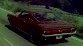 1965 Ford Mustang Fastback 2+2 HD Original Promo Commercial Carjam TV HD 2014