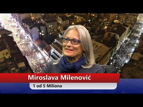 Miroslava Milenović - 1 od 5 Miliona