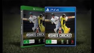 Ashes Cricket | Reveal Trailer | PS4, video games