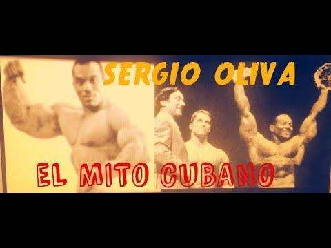 La pesadilla de Arnold Schwarzenegger:Sergio Oliva