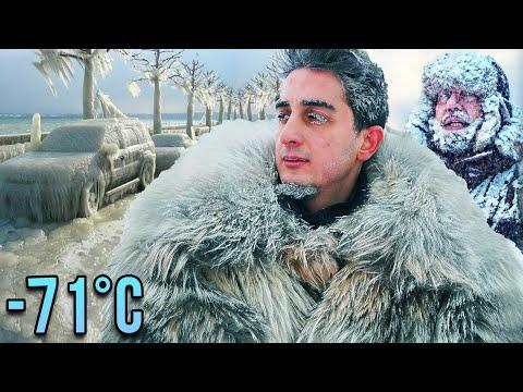 Visiting the COLDEST CITY in the World (-71°C, -96°F) YAKUTSK / YAKUTIA
