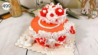 Royal chocolate cake decorating (499) Học Làm Bánh Kem Rẻ (499)