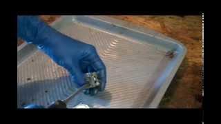 rebuilding a craftsman weedeater carburetor zama c1u w19