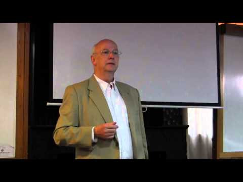 Leading From the Centre: Laurence Freeman talk to business people in Uruguay