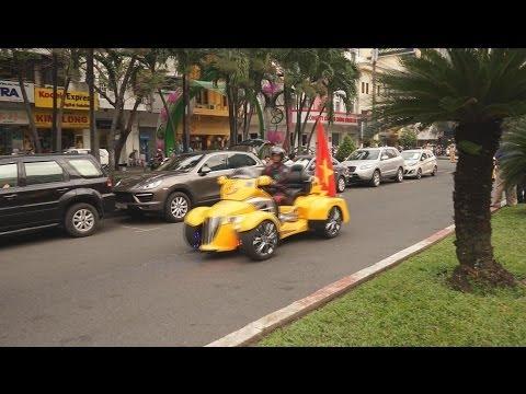 SEA Games Fire arrives in Saigon  Ho Chi Minh City