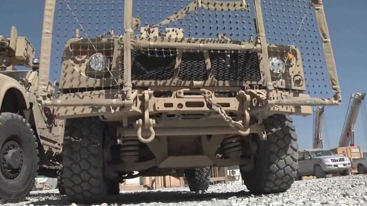 Military Vehicles For Sale >> Improvements to MRAP and MATV in Afghanistan - REPORT ...