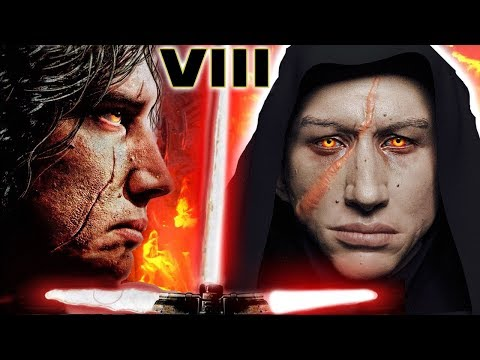Download Youtube: Kylo Ren's Sith Eyes In The Last Jedi - Star Wars Explained