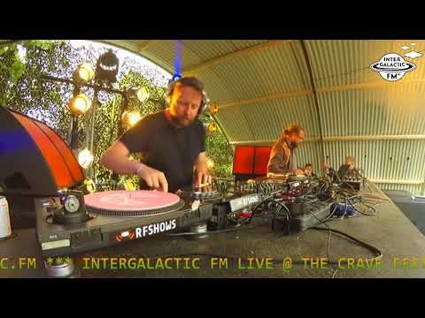 DJ TLR @ The Crave Festival 2018, Zuiderpark Den Haag