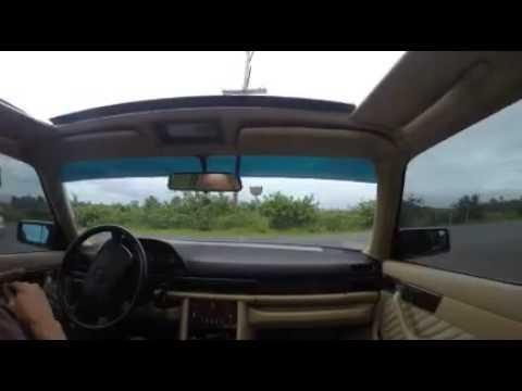 Maui Benz Cruise
