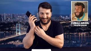 Yılmaz Erdoğan Sesiyle Cumali'yi Trolledim / Telefon Şakası