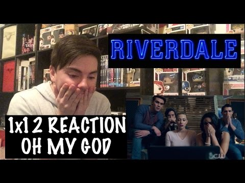 RIVERDALE - 1x12 'ANATOMY OF A MURDER' REACTION