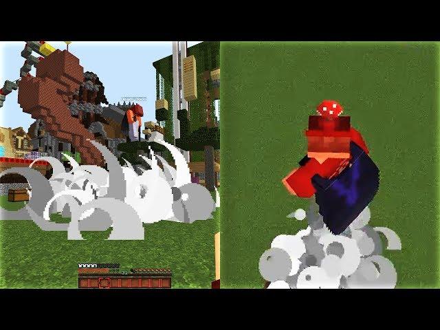 MENSELIJK TNT KANNON! - Minecraft Survival #234