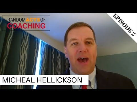 Random Acts of Coaching Ep 2: Michael Hellickson