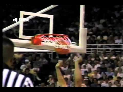 College Basketball Champ Highlights 1995
