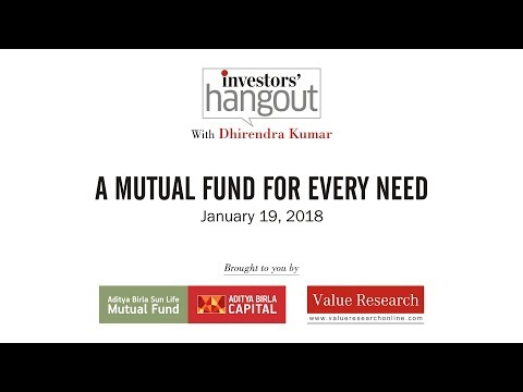 Episode 57: A mutual fund for every need
