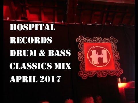 Hospital Records Drum & Bass Classics Mix April 2017