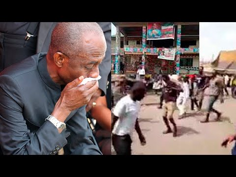 BREAKING NEWS ; GU_NF!RE AT KUMASI NDC OFFICE LEAVES ONE DE@D, ONE IN CRIT!CAL COND!TION  #KOFIRADIO