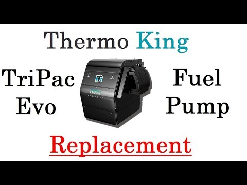 Thermo King Tri Pac - Cranks but won't start