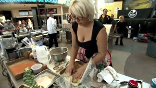 Emily Ellyn - Bison Challenge - World Food Champioships Las Vegas