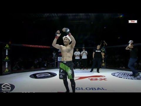 #MMA2019 / Канат Келдибеков VS Василий Разумовский