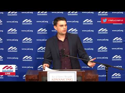 Ben Shapiro at UT Knoxville 10-18-17 FULL VIDEO WITH Q&A
