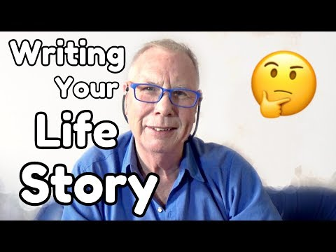 Writing Your Life Story and How to Get Started - WritersLife.org