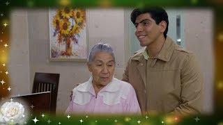 La Rosa de Guadalupe: Tizoc vence la pobreza de la mano de su abuela   A los ojos de Dios