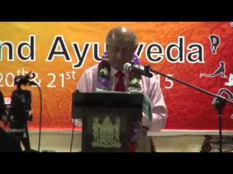 Fijian President Opens 2nd Fiji National Hindu Conference 2015