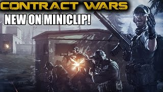 Contract Wars - Online FPS Action on Miniclip.com